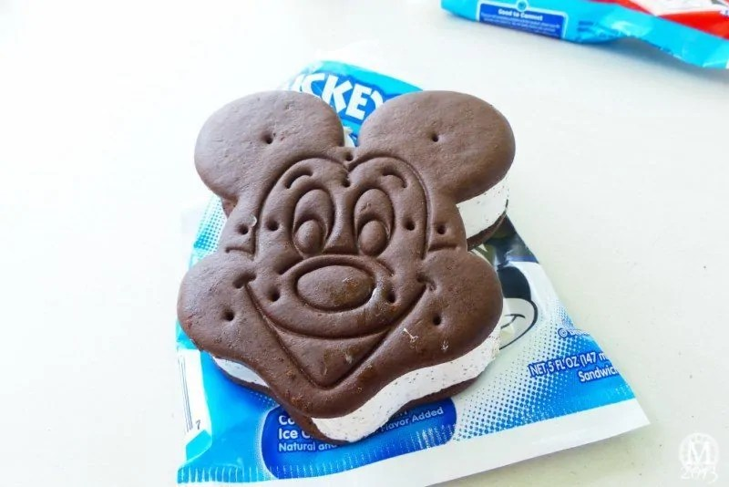 Mickey Ice-Cream Bar