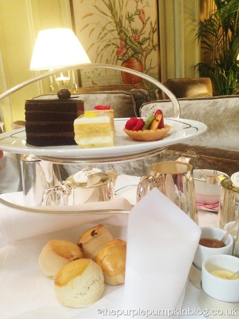 Afternoon Tea at The Park Lane Hotel London