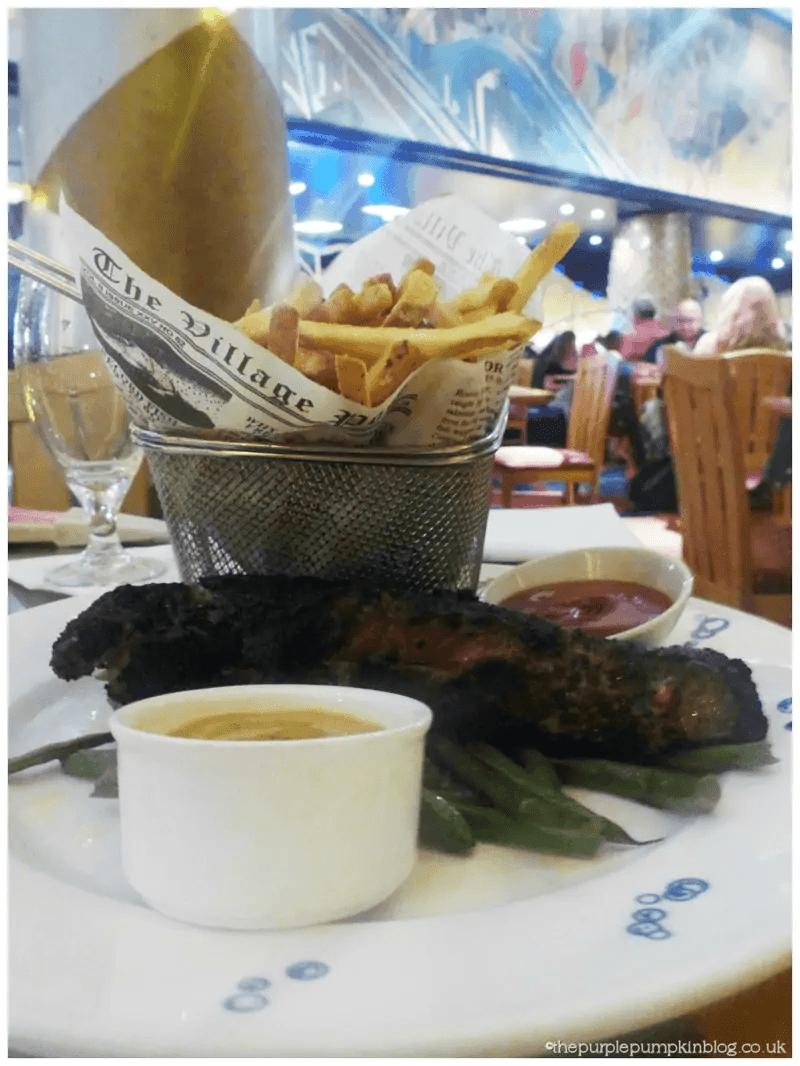 Flying Fish Cafe New York Strip Steak