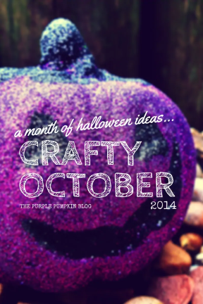 Crafty October 2014 - A Month Of Halloween Ideas
