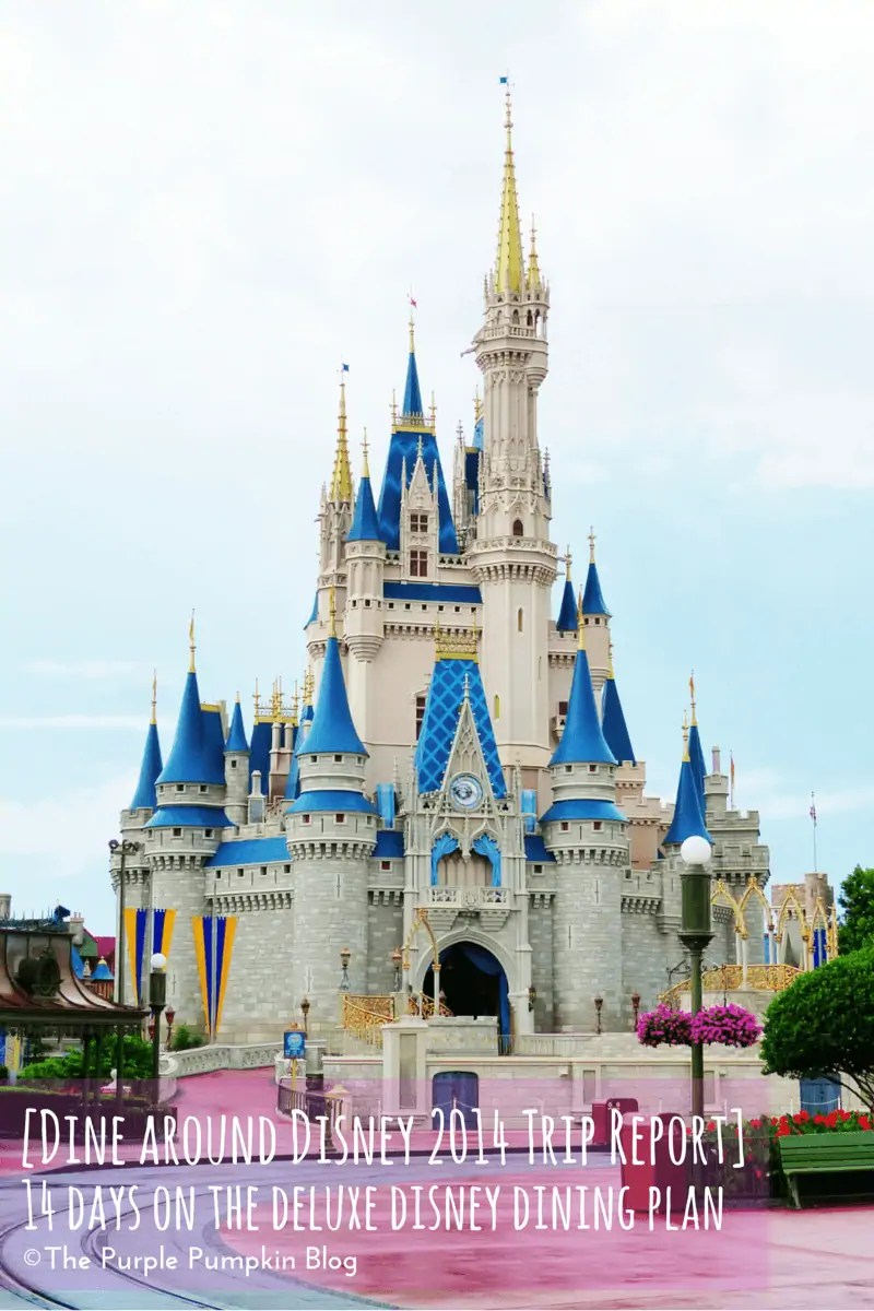 Dine Around Disney: 2014 Trip Report Index