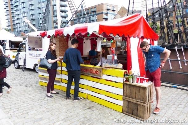 Feast Food Festival at Tobacco Dock London (5)