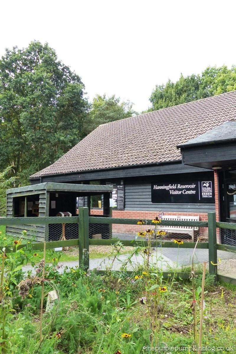 Hanningfield Reservoir Visitor Centre