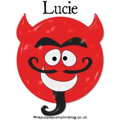 Halloween Characters 2014 - Lucie