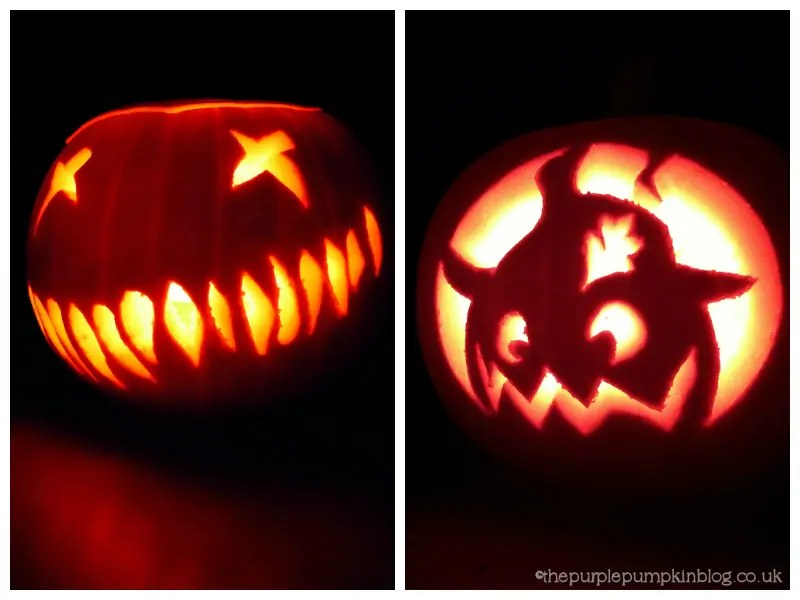 Pumpkin Carvings 2013