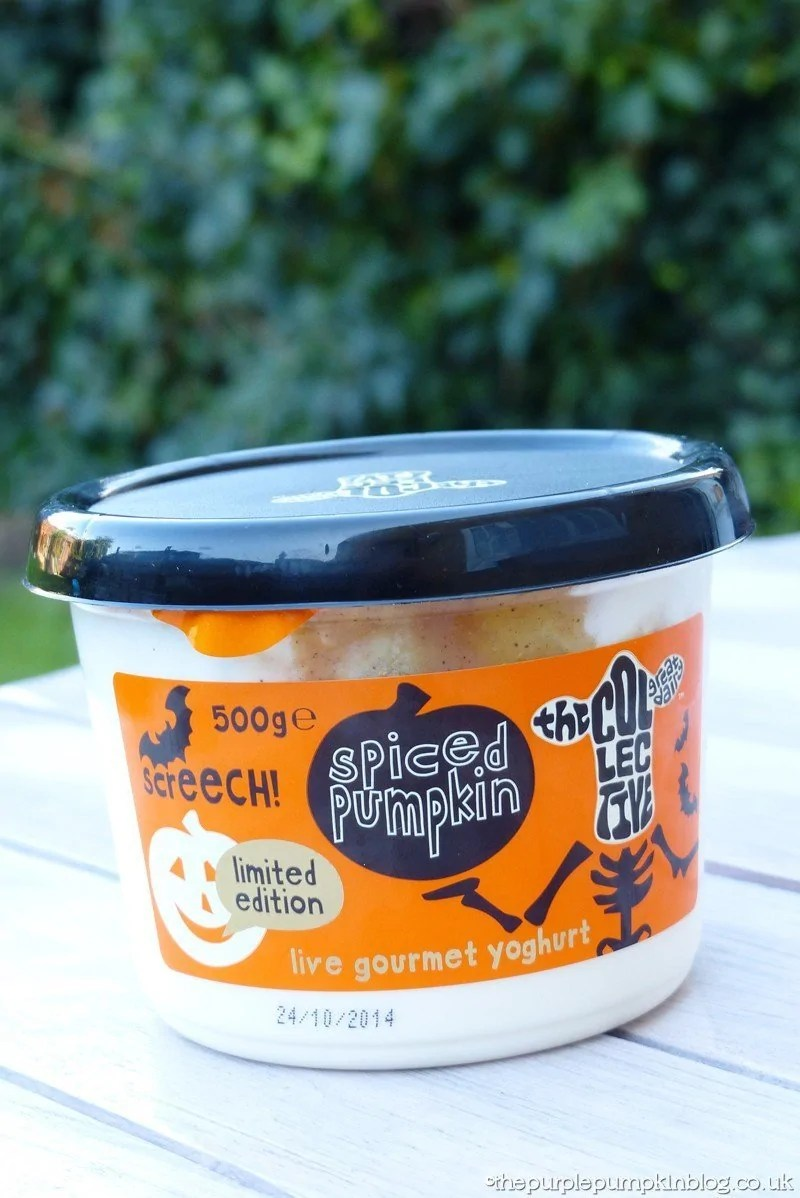 Spiced Pumpkin Yoghurt