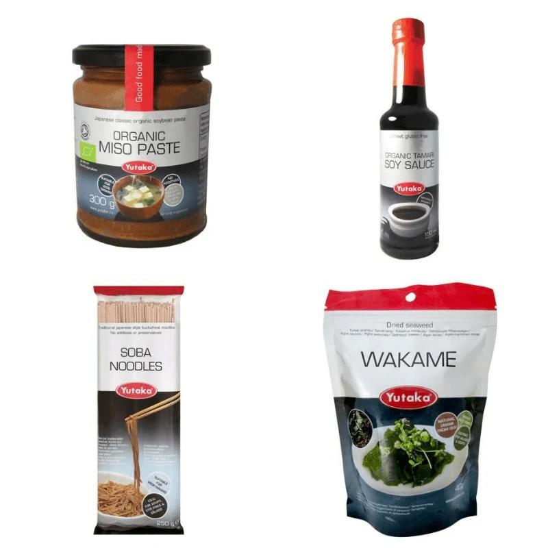 Yutaka Japanese Ingredients