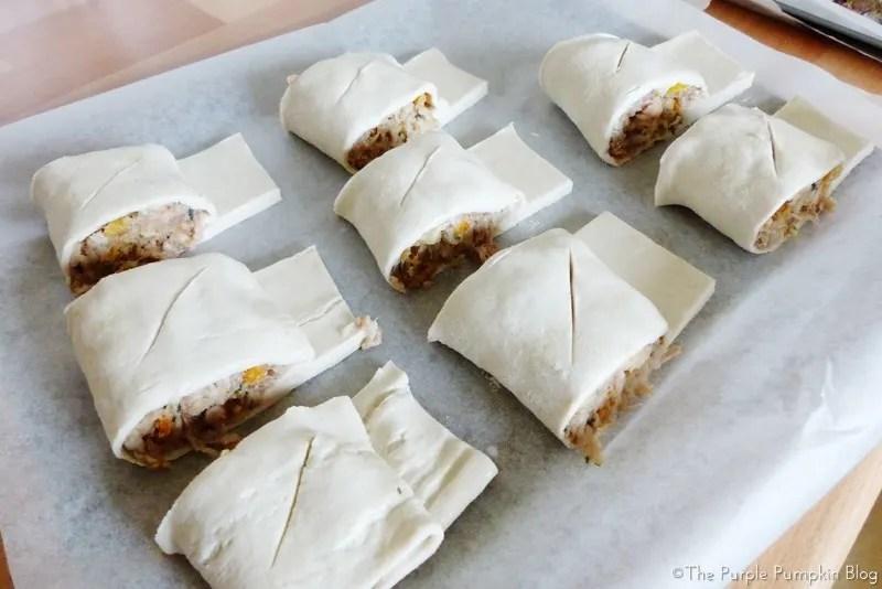 Festive Sausage Rolls