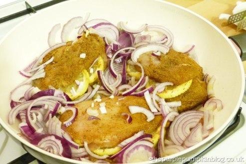 Gousto Persian Chicken