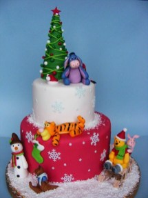 Gorgeous Christmas Cakes