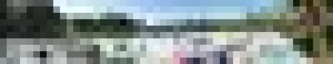 Blizzard Beach - Disney Water Park Panoramic