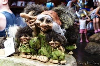 Trolls in Norway Pavilion, Epcot World Showcase