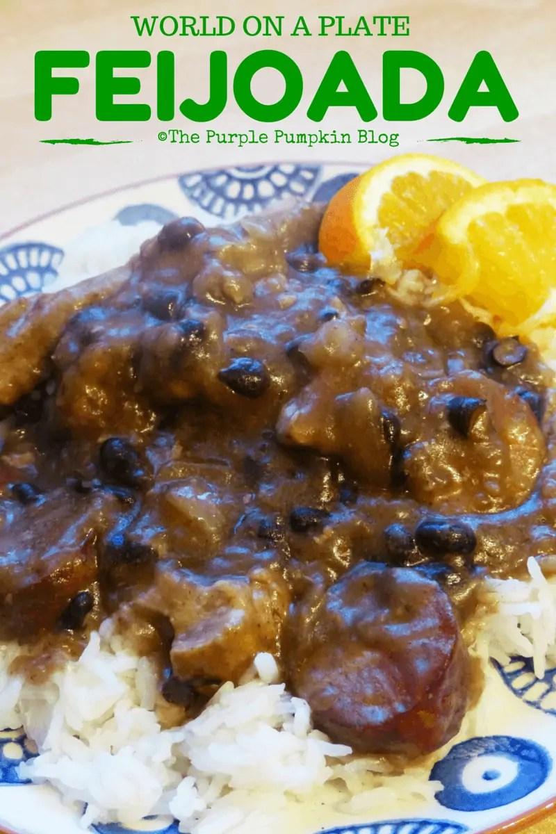 Feijoada Recipe - World on a Plate