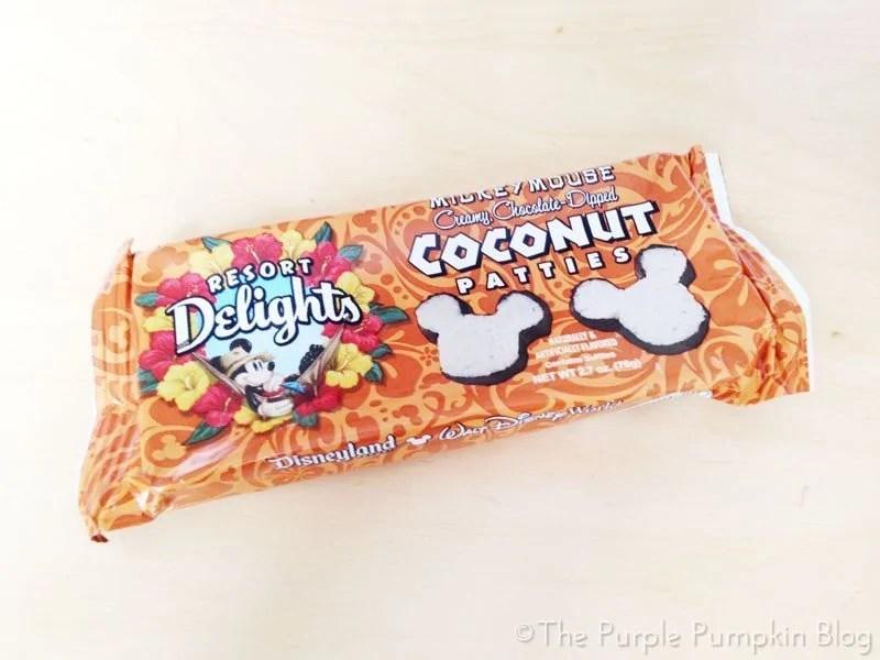 Mickey Coconut Patties