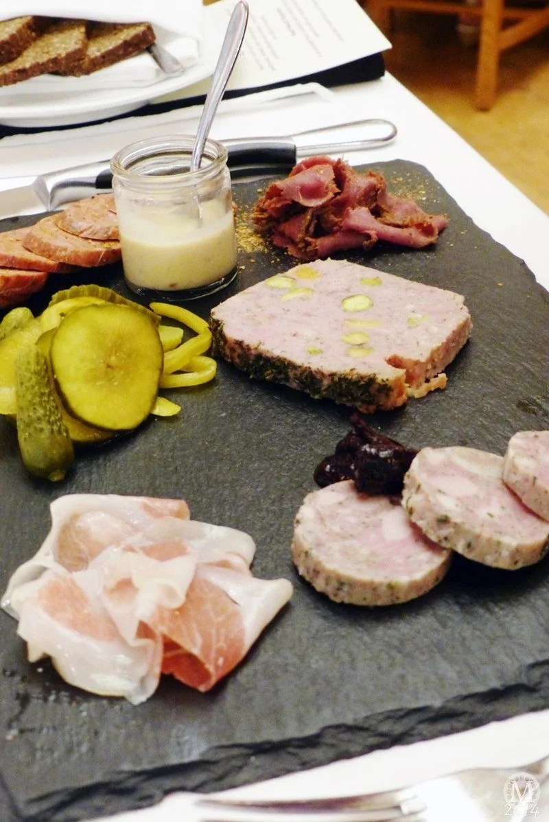 Charcuterie Board at Yachtsman Steakhouse