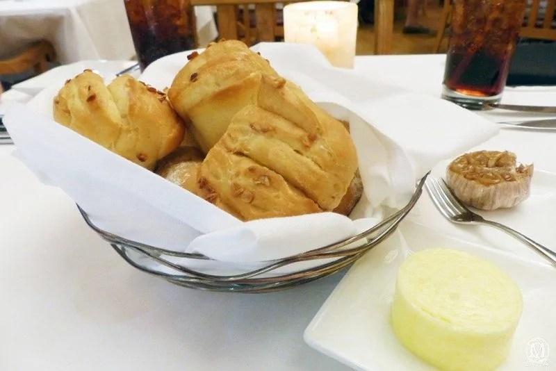 Bread Basket at Yachtsman Steakhouse