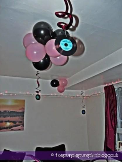 At The Hop Balloons