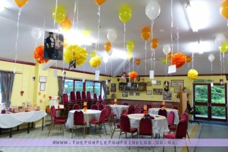 Floating Photograph Balloons Lisa Party