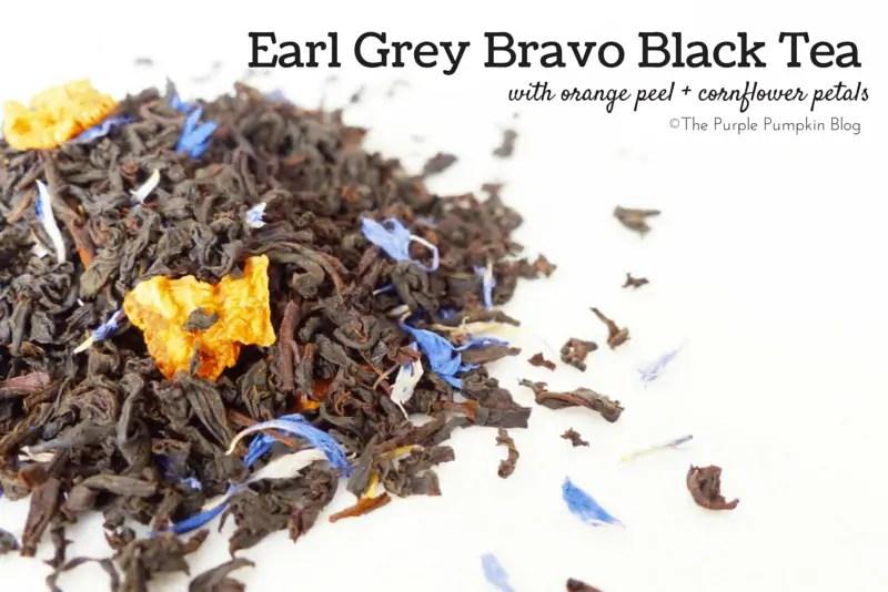 Earl Grey Bravo Black Tea