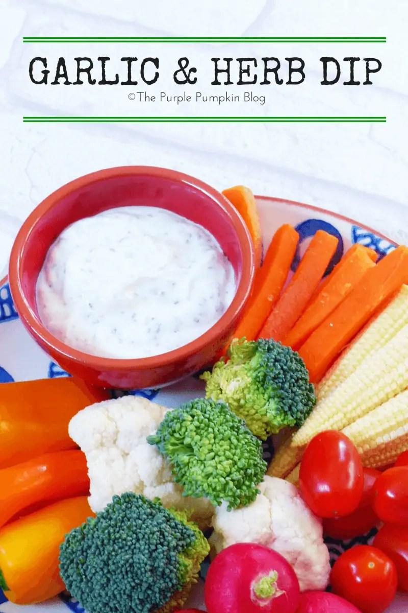 Garlic and Herb Dip
