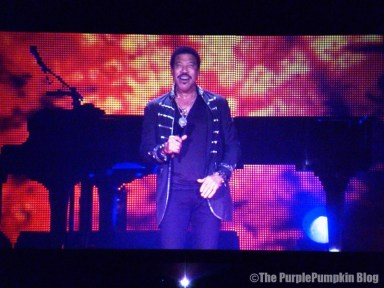 Lionel Richie All The Hits All Night Long Tour at The O2 London