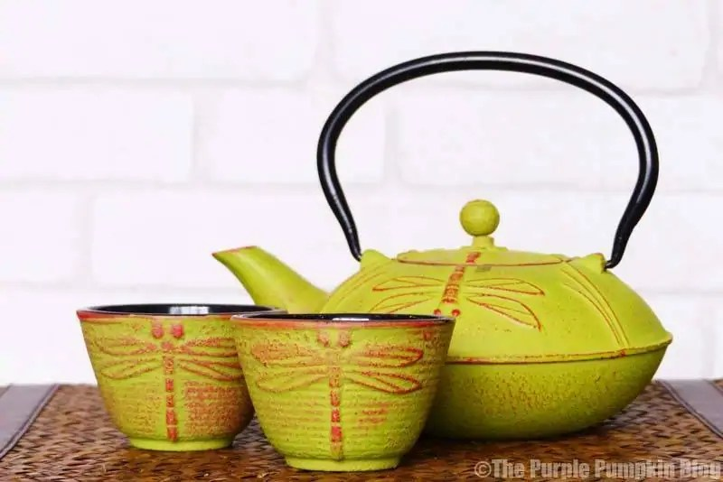 Toshima Japanese Tea Set
