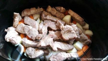 Adobo De Cerdo Pork in Adobo Sauc