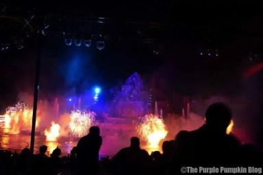 Fantasmic at Disney Hollywood Studios