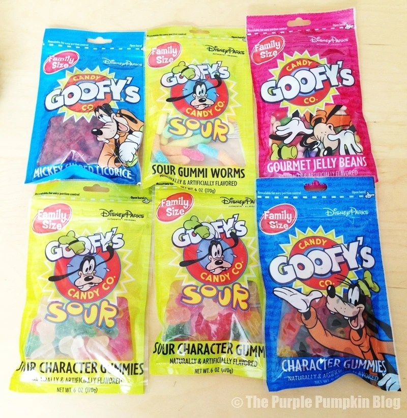 Goofys Candy Co Candy Bags