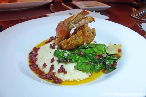 Andouille-Crusted Prawn - Hollywood Brown Derby