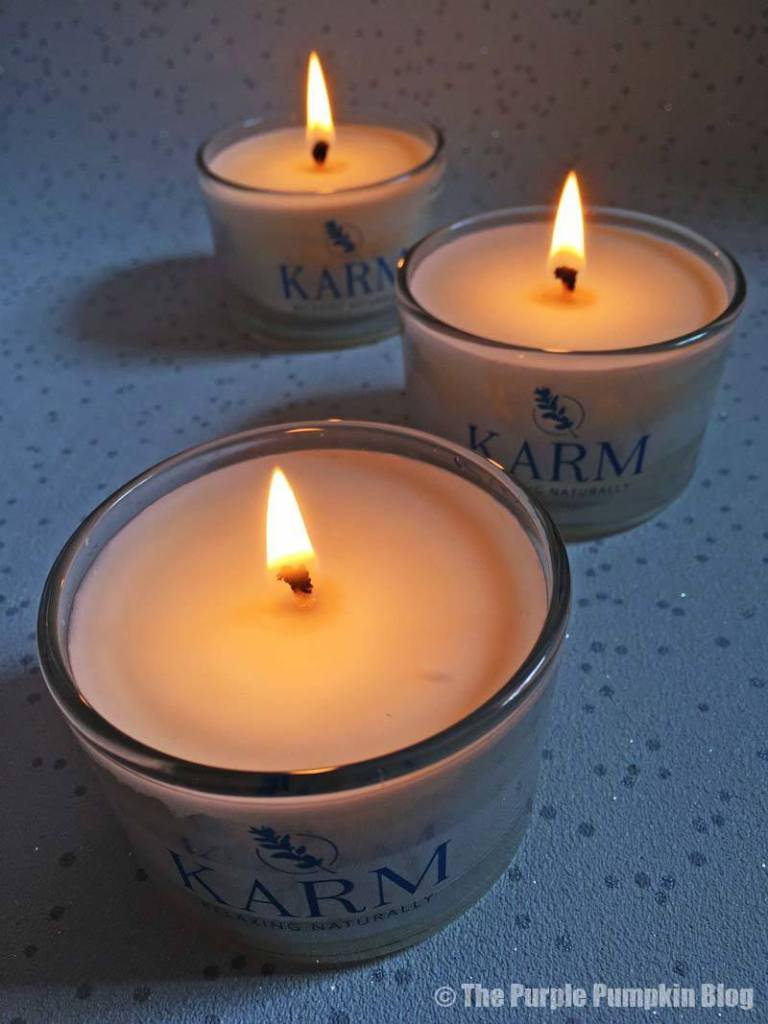 Karm Aromatherapy Candles