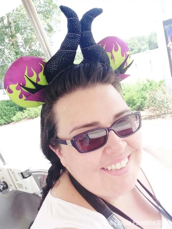 Maleficent Ears