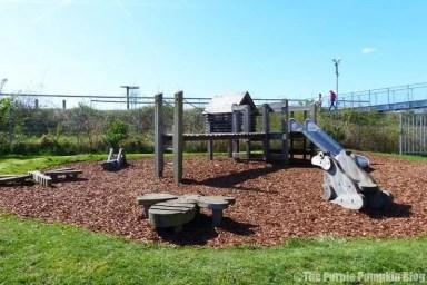 Rainham Marshes RSPB Nature Reserve - Children's Play Area