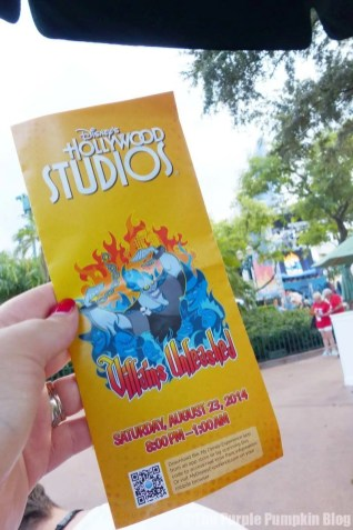 Villains Unleashed at Disney Hollywood Studios
