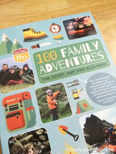 100 Family Adventures Book Review