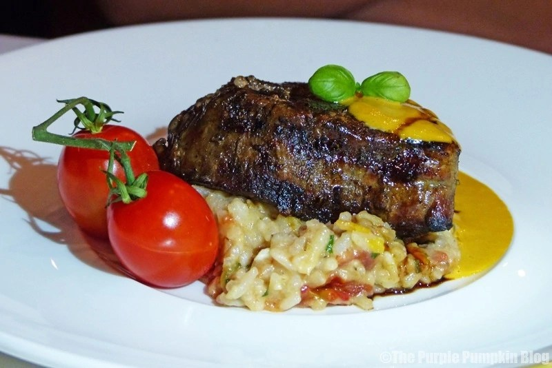 Oak-Fired Filet of Beef - California Grill at Disney's Contemporary Resort