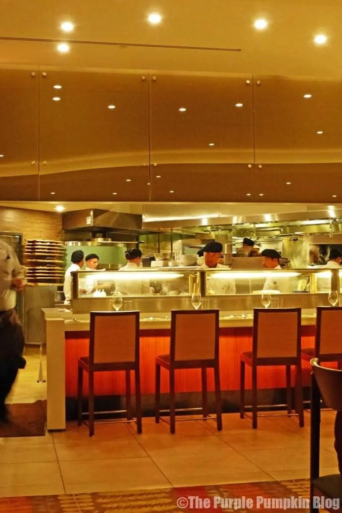 California Grill at Contemporary Resort