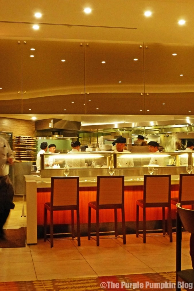 California Grill at Contemporary Resort