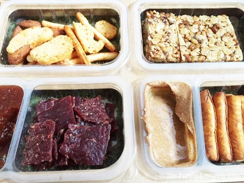 Graze Box - Protein Box Review