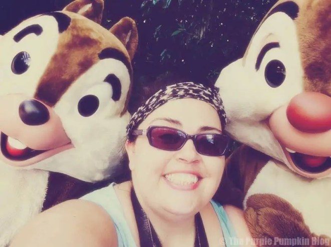 Me and Chip n Dale