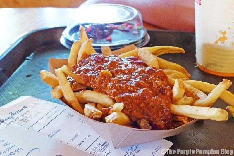 Chili Cheese Fries Pecos Bill Tall Tale Inn & Cafe