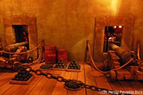 Pirates of the Caribbean at Magic Kingdom