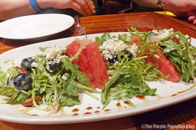 Jiko Salad at Jiko - The Cooking Place