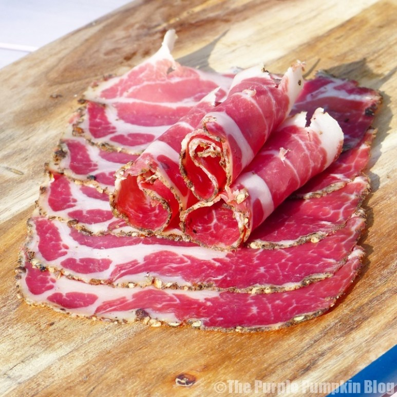 Sliced Coppa - Carnivore Club June Box