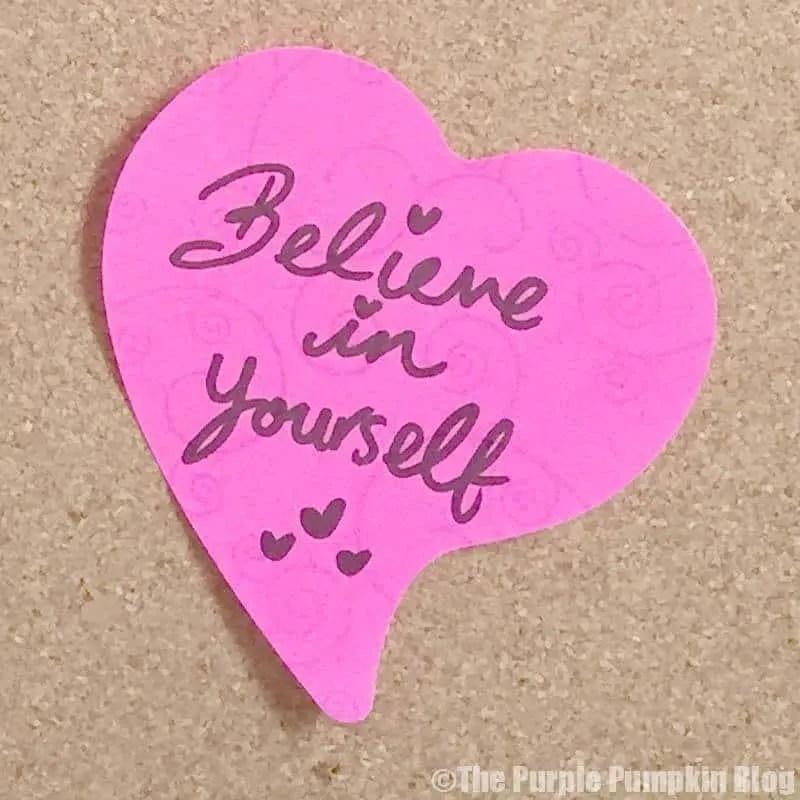 Believe In Yourself - Make It Happen