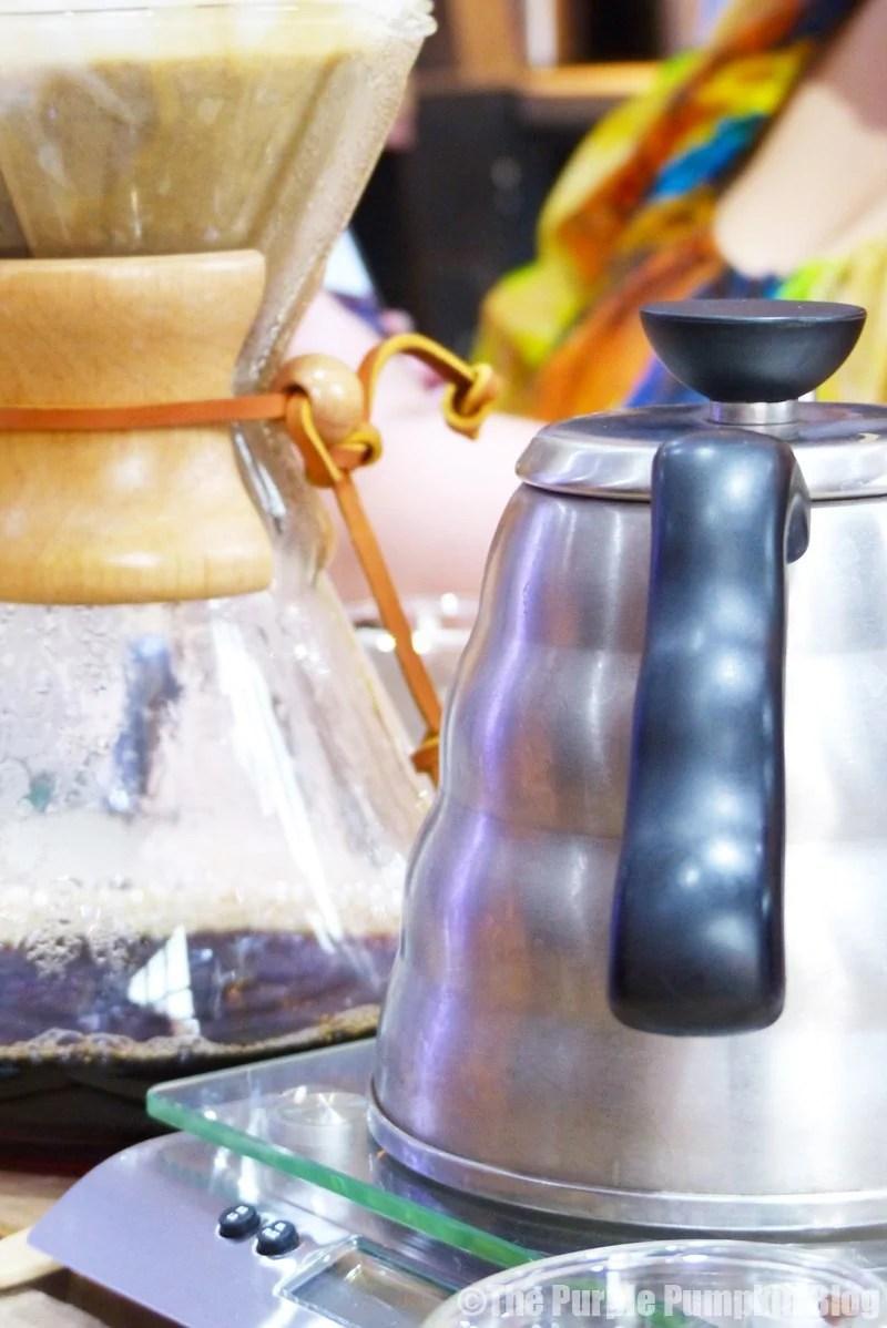 Chemex Coffee Masterclass