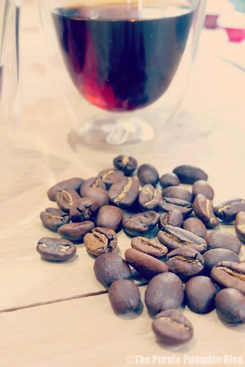 Chemex Coffee and Coffee Beans