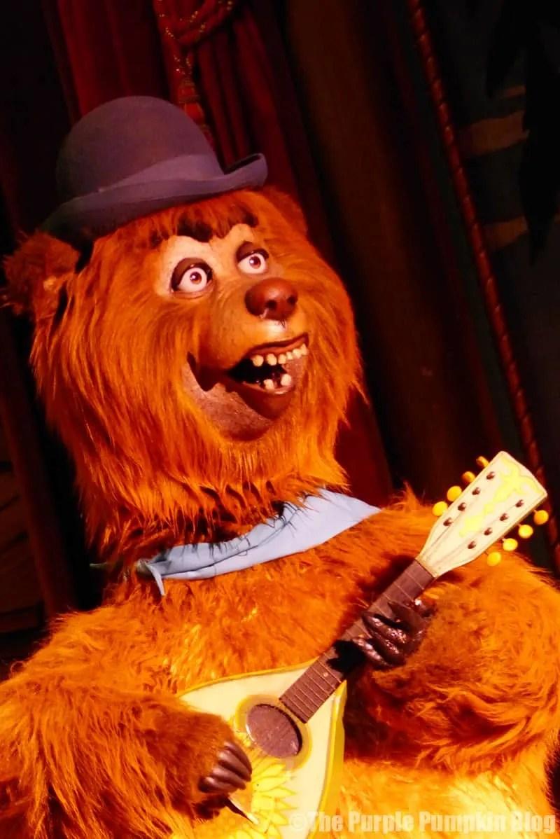 Country Bear Jamboree - Frontierland, Magic Kingdom, Walt Disney World - Wendell