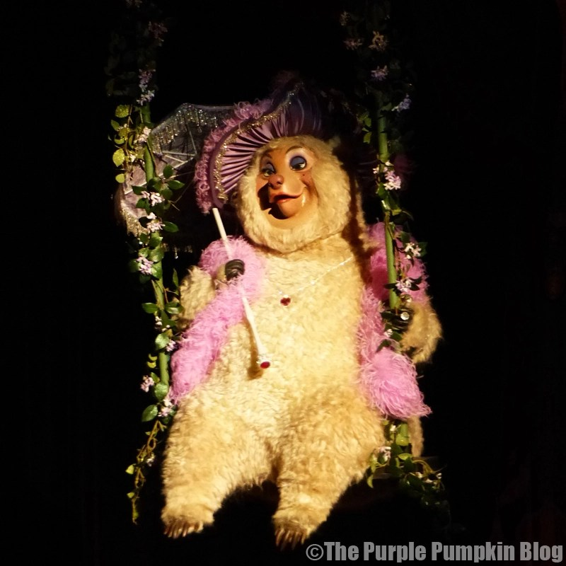 Country Bear Jamboree - Frontierland, Magic Kingdom, Walt Disney World - Teddi Barra