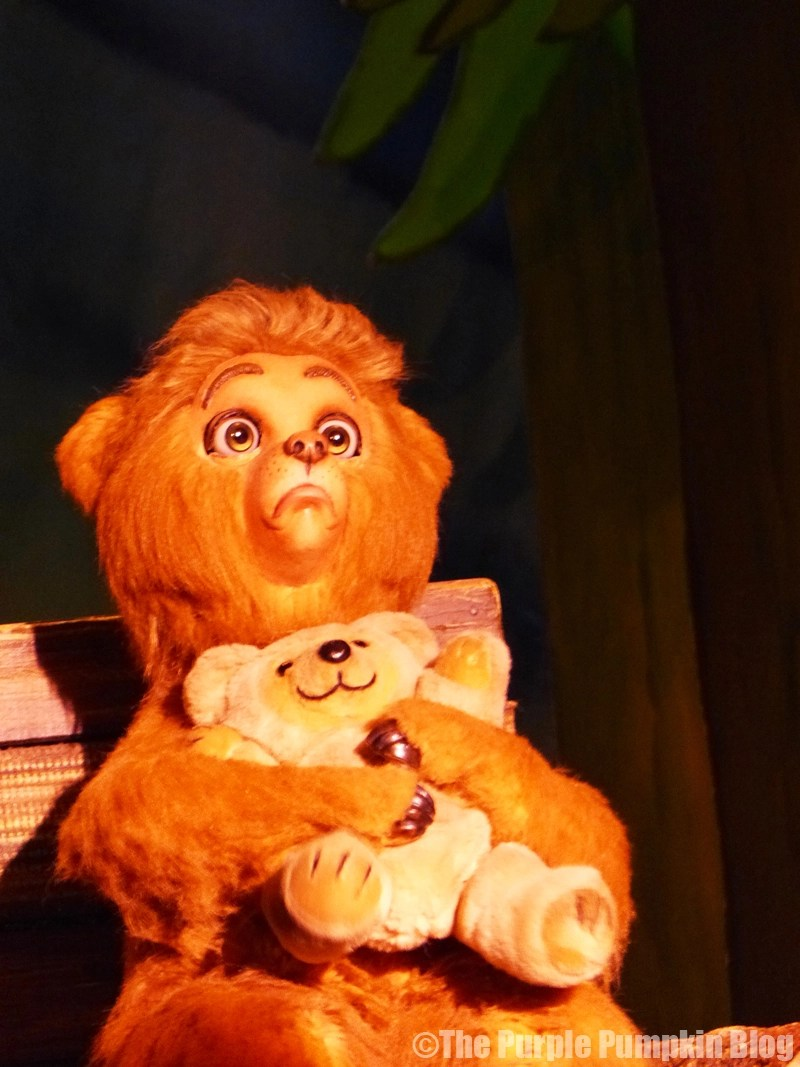 Country Bear Jamboree - Frontierland, Magic Kingdom, Walt Disney World - Baby Oscar